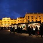 Weihnachtsmarkt Schloß Schönbrunn