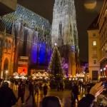 Lichterspaziergang durch die Wiener Innenstadt
