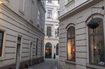 Wiener Innenhöfe im 1. Bezirk
