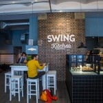 Schillinger's Swing Kitchen - das vegane Burger Restaurant in Wien