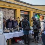 Beim Reisinger's am Brunnenmarkt gab es Pastrami