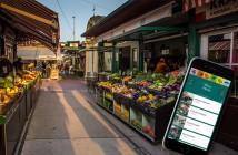 Neue Naschmarkt App