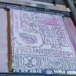 Plakatdruck in Handarbeit