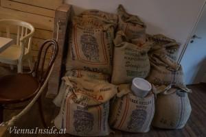 Eine Kaffeelieferung aus Panama