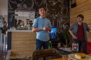 Ein paar einführende Worte zum Kaffeeanbau und seiner Verarbeitung.