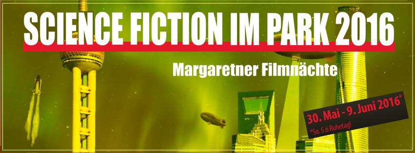Margaretner Filmnächte: Science Fiction im Park