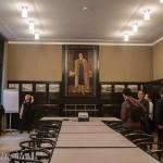 Der große Sitzungssaal
