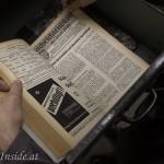 """Ein altes """"Amtsblatt"""" aus 1941"""