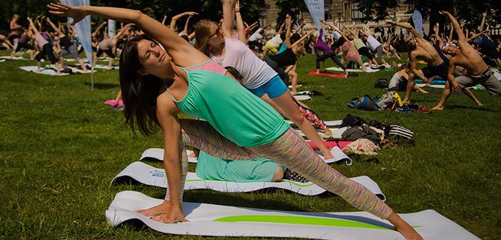 Yoga Convention 2015