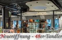 Neueröffnung 48er Tandler