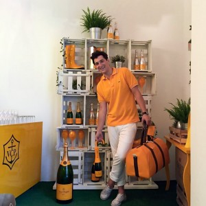 Veuve Clicquot Pop-Up