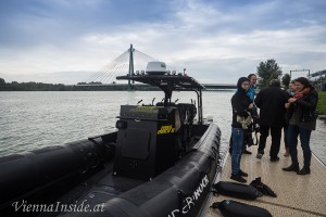 SPIDER ROCK – Hurricane Schnellboot 900 PS