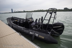 Diese Boote werden normalerweise bei Ölplattformen, von Militär und Polizei sowie bei Expeditionen rund um den Globus eingesetzt.