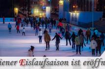 Eislaufen in Wien 2015