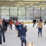 Eishalle in der Wiener Stadthalle