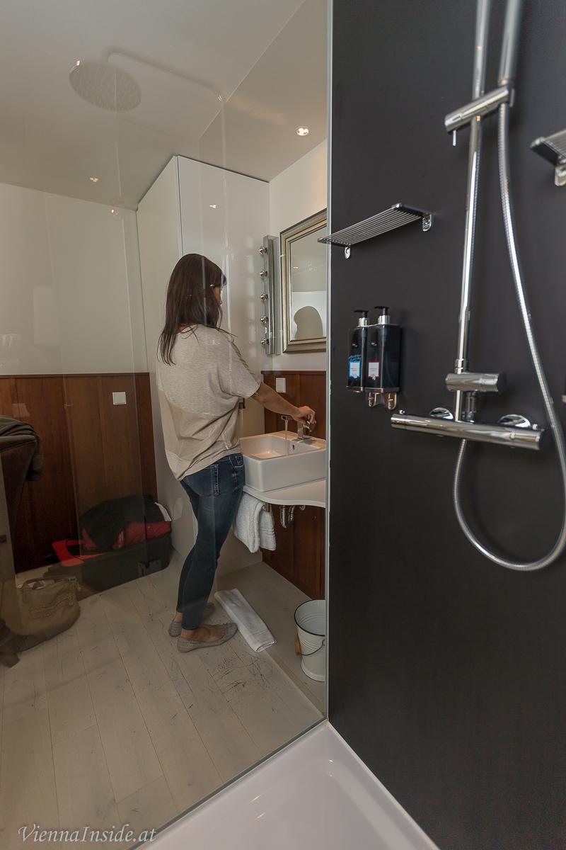 Rainshower Dusche Test : Ein Besuch im Ruby Sofie Hotel Wien – ViennaInside.at