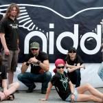 Niddl & Band @ Wintermarkt im Prater