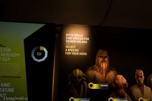Damit ist der Grundstein für die weitere Entwicklung des Star-Wars-Charakters gelegt