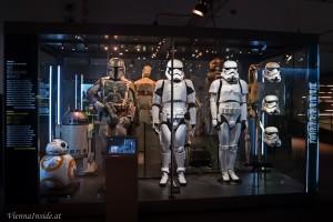 Die Droiden in Star Wars sind genau so wichtig, wie die menschlichen Darsteller.