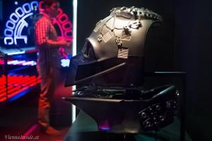 Die Maske des Darth Vader