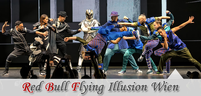 Red Bull Flying Illusion Wien