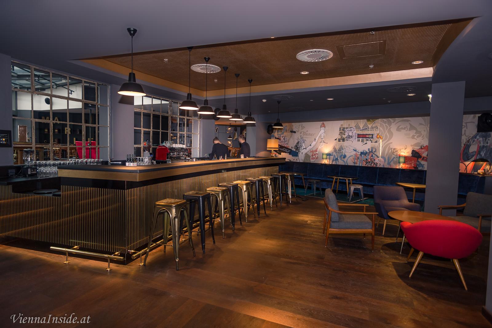 Ruby marie designhotel vienna instawalk zum softopening for Food bar wien