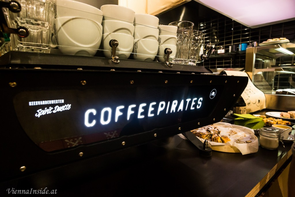 Coffee Pirates Pop Up
