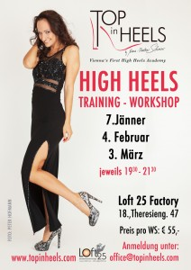 High Heels Training Workshop