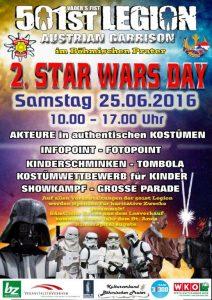 Star Wars Day Böhmischer Prater