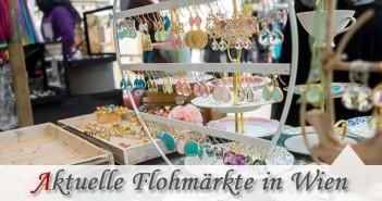 Flohmarkt Termine Wien