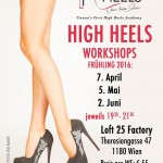 High Heels Workshop