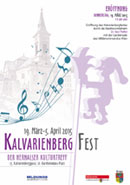 Kalvarienbergfest Programm