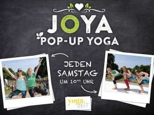 Joya Pop Up Yoga