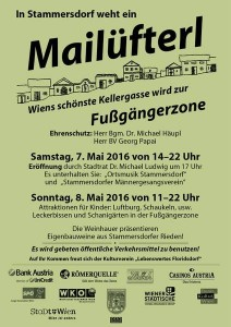 Mailüfterl in Stammersdorf