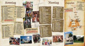 Mittelalterfest Hainburg 2016