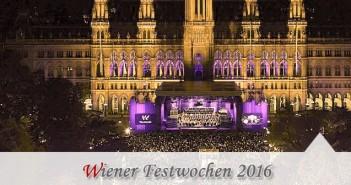 Wiener Festwochen 2016
