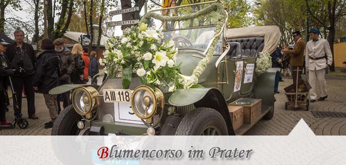 Blumencorso im Prater