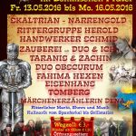 Mittelalterfest im Böhmischen Prater