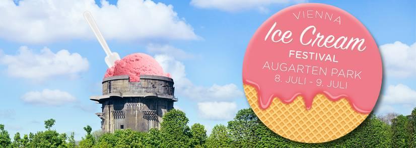Vienna Ice Cream Festival im Augarten Wien