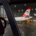 Diesen Airbus A320 dürfen wir ganz genau inspizieren.