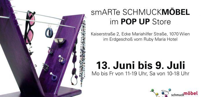 Eröffnungsfeier 'Schmuckmöbel POP UP'