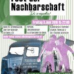 Fest der Nachbarschaft im Nibelungenviertel