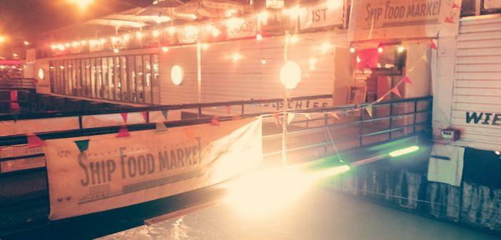 Ship Food Market am Badeschiff