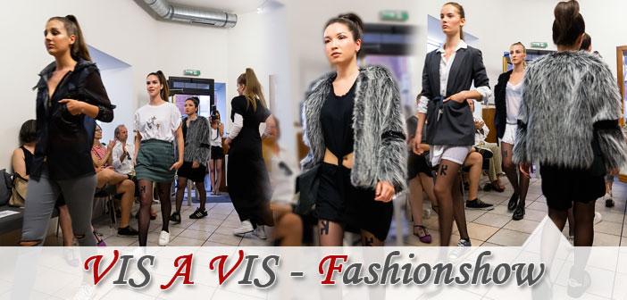 VIS-A-VIS-Fashionshow