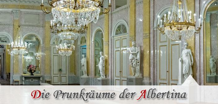 DIE HABSBURGISCHEN PRUNKRÄUME DER ALBERTINA
