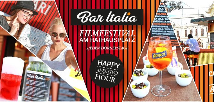 3. Happy Aperitivo Hour – Bar Italia