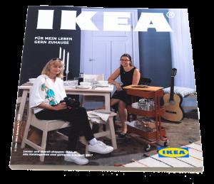 IKEA Covermodel