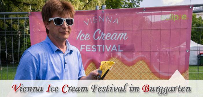 Vienna Ice Cream Festival im Burggarten