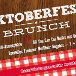 Oktoberfest Brunch im TGI Fridays Vienna