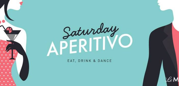 Saturday Aperitivo - The Opening!